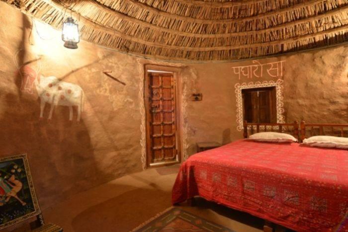 Bishnoi Village Camp and Resort, Jodhpur, India, India 酒店和旅馆