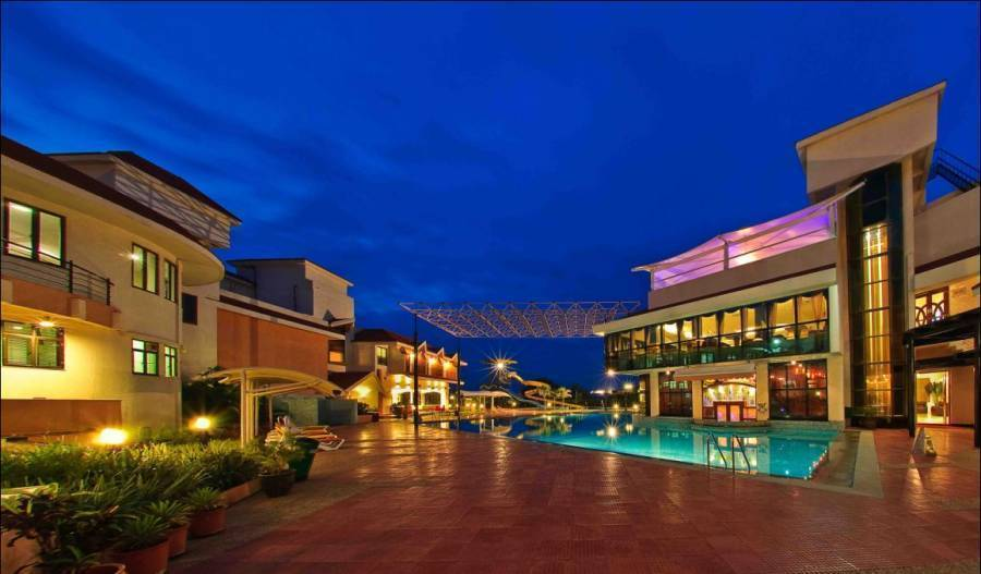 Clarks Exotica Airport Hotel, Bengaluru, India, India hotels and hostels
