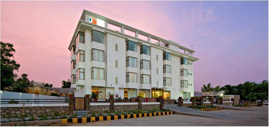 Clarks Inn, Alwar, India, India hotels and hostels