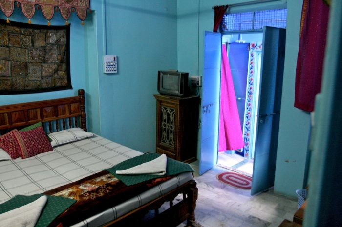 Cosy Guest House, Jodhpur, India, budget travel in Jodhpur