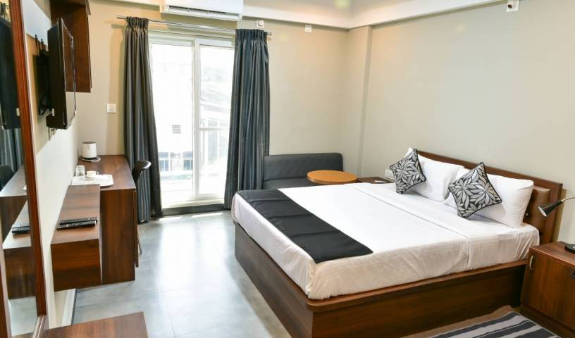 Abionhotels - Search for free rooms and guaranteed low rates in Mahadevapura, holiday reservations 6 photos