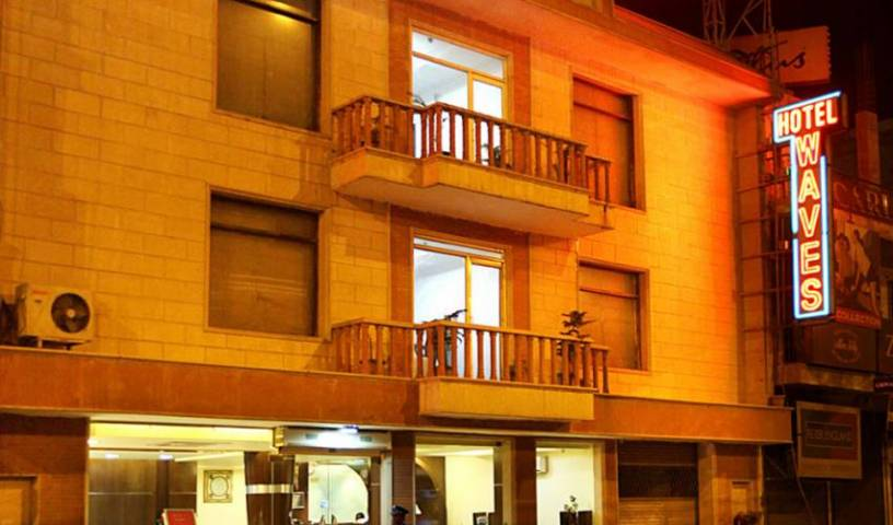 Airport Hotel Waves - Get low hotel rates and check availability in New Delhi 30 photos