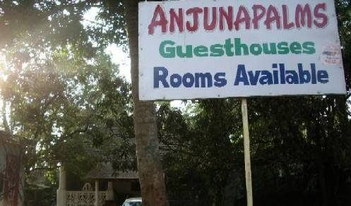 Anjunapalms Guesthouses, hotel bookings 33 photos