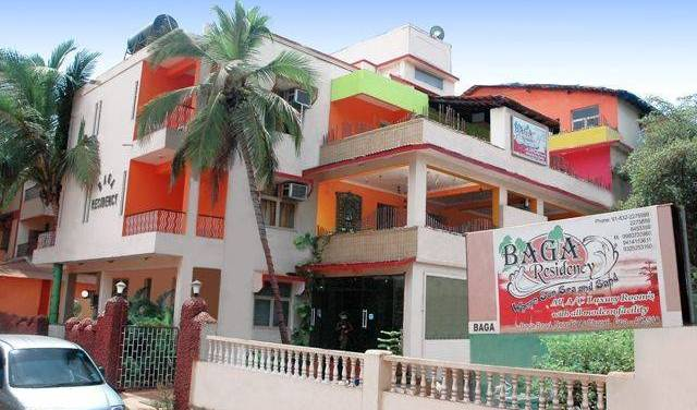 Baga Residency - Search available rooms for hotel and hostel reservations in Calangute, cheap hotels 8 photos