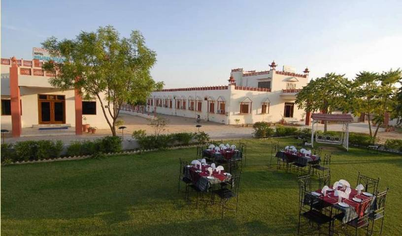 Bikaner Resort - Get low hotel rates and check availability in Bikaner 12 photos