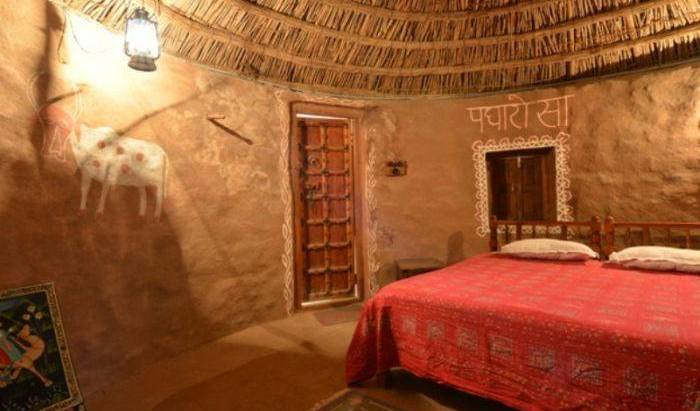 Bishnoi Village Camp and Resort - Search for free rooms and guaranteed low rates in Jodhpur, hotel bookings 2 photos