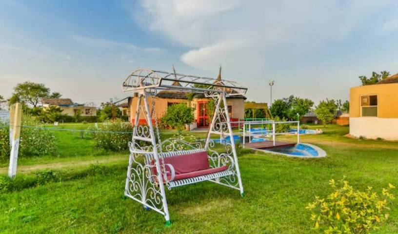 Ct Ariisse Village Resort Gurgaon - Get low hotel rates and check availability in Gurgaon, best hotel destinations in North America and South America in Gh?zi?b?d (Ghaziabad), India 1 photo