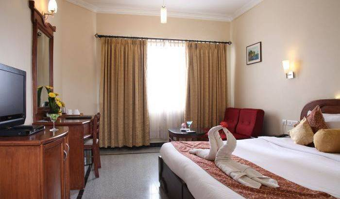 Grand Palace Hotel and Spa - Search available rooms for hotel and hostel reservations in Yercaud 6 photos