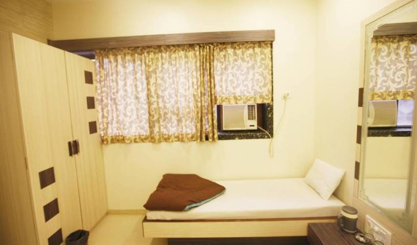 Hotel Al Moazin - Search available rooms for hotel and hostel reservations in Breach Candy, Mumbai, hotels and rooms with views 1 photo
