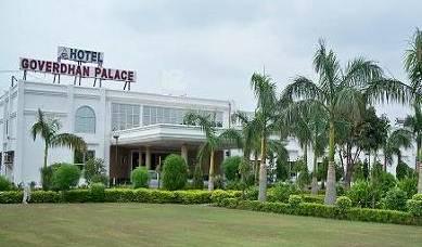 Hotel Goverdhan Palace - 获得低酒店价格,并检查可用性 Mathura 7 相片