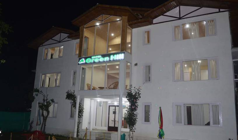 Hotel Green Hill Pahalgam-Stay of Desire - Search available rooms for hotel and hostel reservations in Pahalgam 26 photos