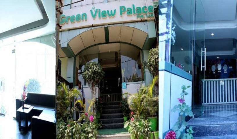 Hotel Green View Palace, Tilak Nagar, India hotels and hostels 25 photos