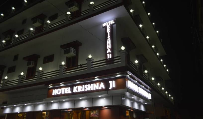 Hotel Krishna Ji - Search available rooms for hotel and hostel reservations in Haridwar 12 photos