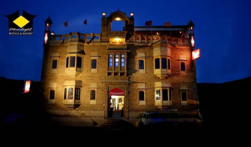 Hotel Moonlight - Search for free rooms and guaranteed low rates in Jaisalmer 5 photos