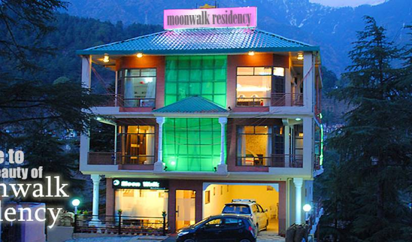 Hotel Moon Walk Residency - Get low hotel rates and check availability in Dharmsala 17 photos