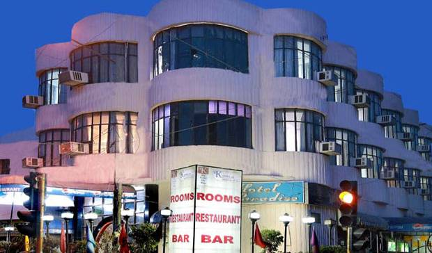 Hotel Paradise - Search for free rooms and guaranteed low rates in Kanpur, cheap hotels 5 photos