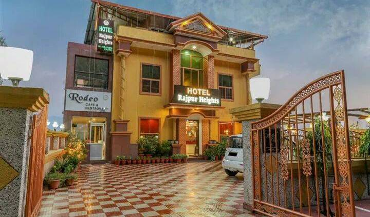 Hotel Rajpur Heights - Search available rooms for hotel and hostel reservations in Dehra Dun 23 photos