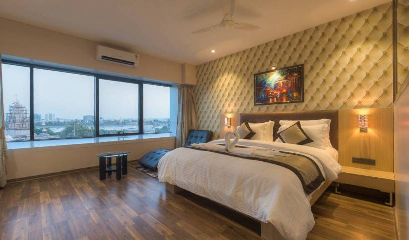 Hotel Sadbhav Villa - Get low hotel rates and check availability in Surat, IN 7 photos