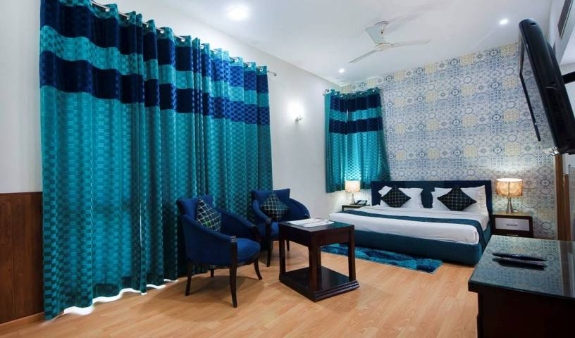 Imperial Apartments - Get low hotel rates and check availability in Gurgaon, IN 14 photos
