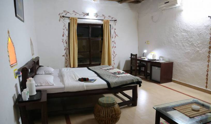 Kanha Village Eco Resort 15 الصور
