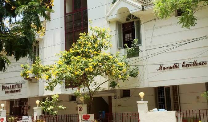 Maaruthi Vasantham - Search for free rooms and guaranteed low rates in Chennai 7 photos