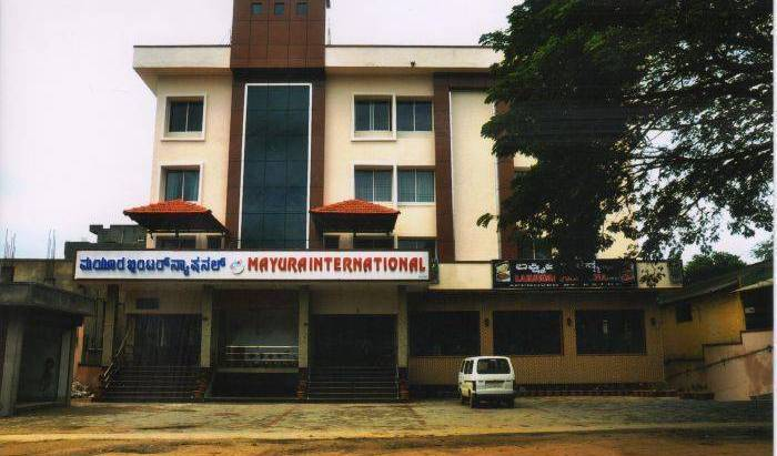 Mayura International - Search available rooms for hotel and hostel reservations in Hassan 7 photos