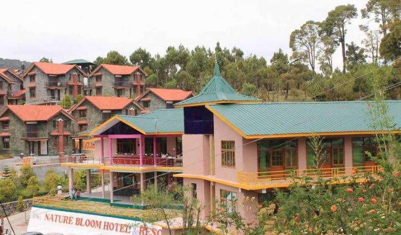 Nature Bloom Resort - Search available rooms for hotel and hostel reservations in Dharmsala 9 photos