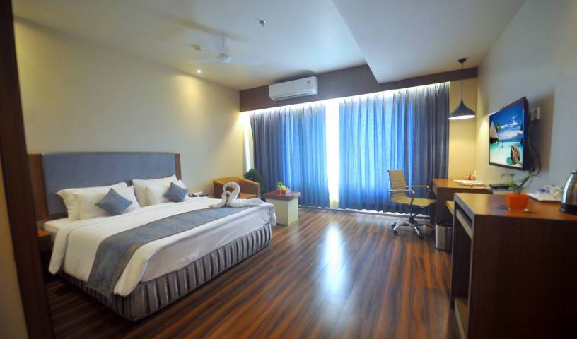 Pipul Padmaja Premium Hotel and Conventi - Search available rooms for hotel and hostel reservations in Bhubaneshwar 4 photos