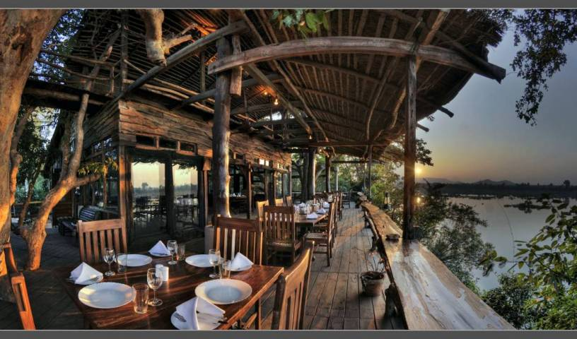 Pugdundee Safaris - Ken River Lodge - Search available rooms for hotel and hostel reservations in Panna 14 photos