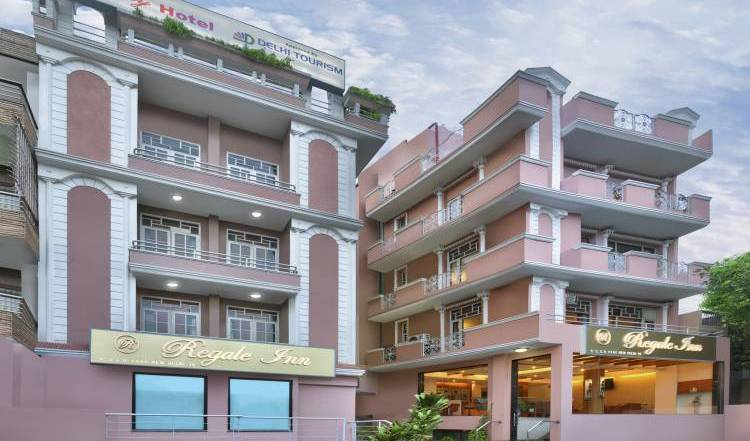 Regale Inn - Search available rooms for hotel and hostel reservations in New Delhi 22 photos