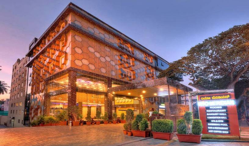 Rio Meridian - Søg ledige værelser til hotel og hostel reservationer i Mysore 3 fotos