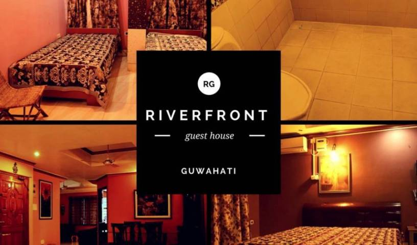 Riverfront Guest House - Get low hotel rates and check availability in Guwahati 14 photos