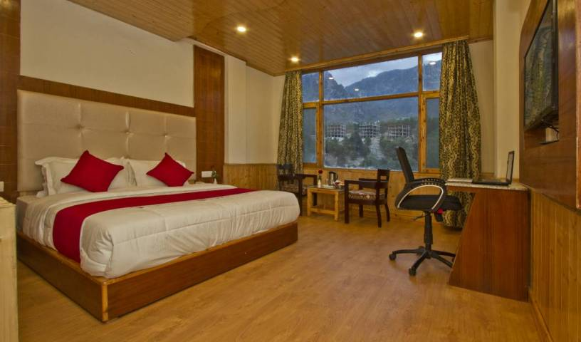 Sarthak Regency - Search available rooms for hotel and hostel reservations in Manali 6 photos
