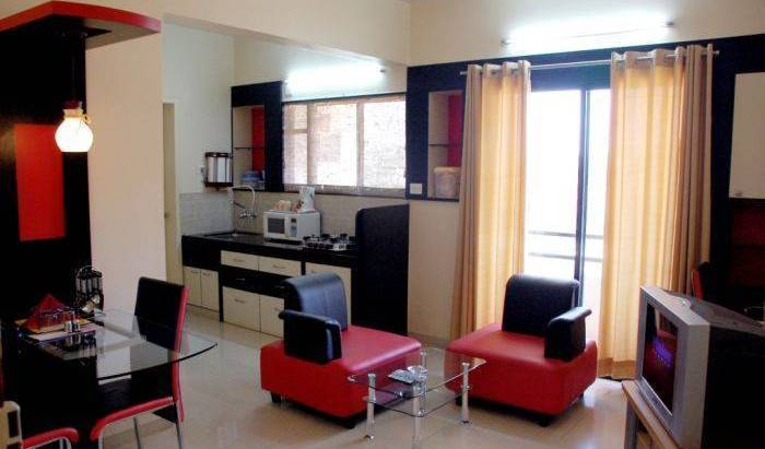 Satellite Service Apartment - Search available rooms for hotel and hostel reservations in Pune 7 photos