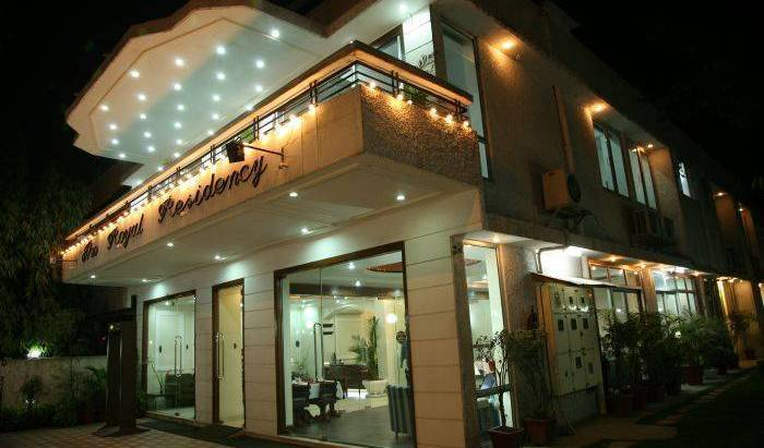 The Royal Residency Hotel - Search for free rooms and guaranteed low rates in New Delhi 26 photos