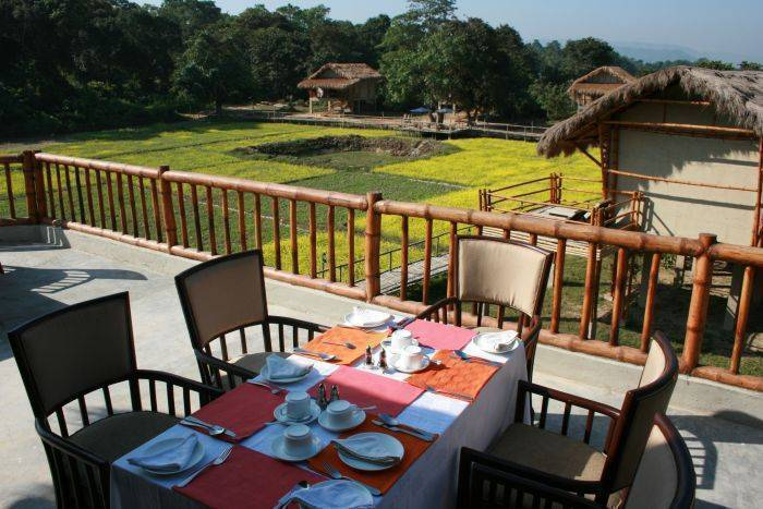 Diphlu River Lodge, Kaziranga, India, India 酒店和旅馆