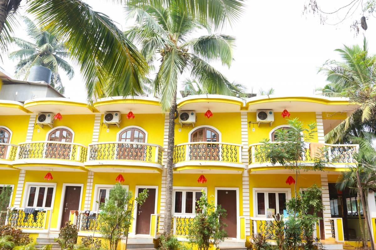 Dreams Palm Beach Resort, Calangute, India, India hôtels et auberges