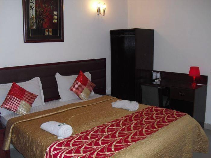 Eurostar International, New Delhi, India, India hoteli i hosteli
