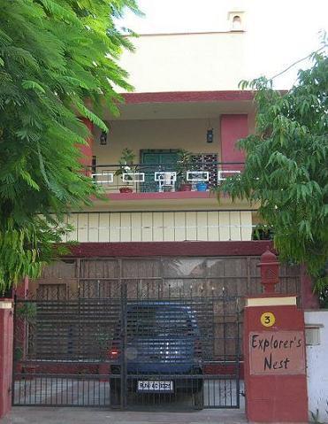 Explorer's Nest, Jaipur, India, India hotels and hostels