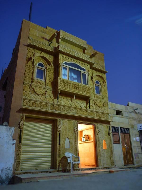 Gajanand Guesthouse, Jaisalmer, India, India hoteller og vandrehjem