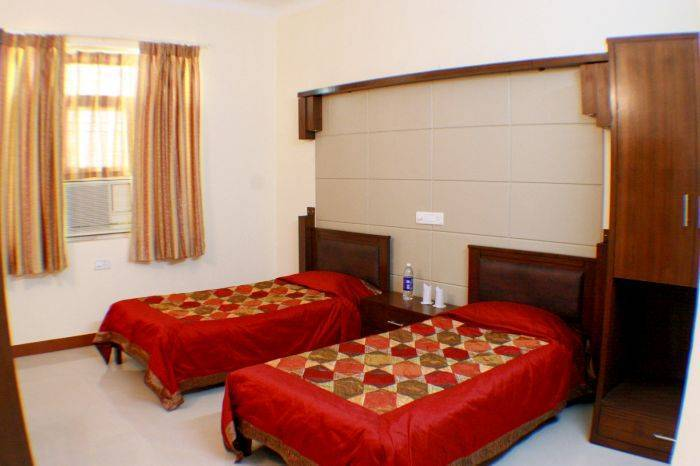 Gardenvilla Homestay, Agra, India, hotels in locations with the best weather in Agra