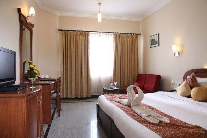 Grand Palace Hotel and Spa, Yercaud, India, India hotels and hostels