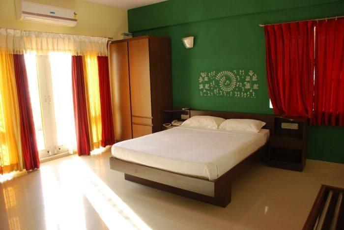 Greenpath Eco-friendly Serviced Apt, Ulsoor, India, India الفنادق و النزل