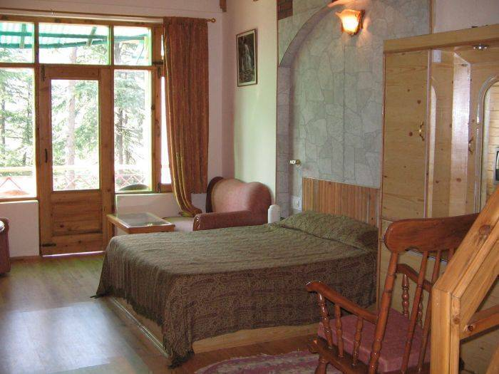 Heritage Village Resorts, Manali, India, what is an eco-friendly hotel in Manali