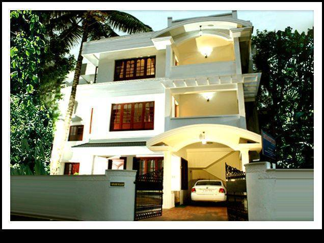 Homested (Home Stay), Cochin, India, India hotels and hostels