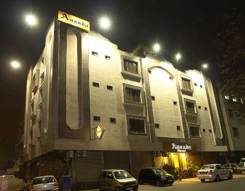 Hotel Ananda, Delhi, India, India khách sạn và ký túc xá