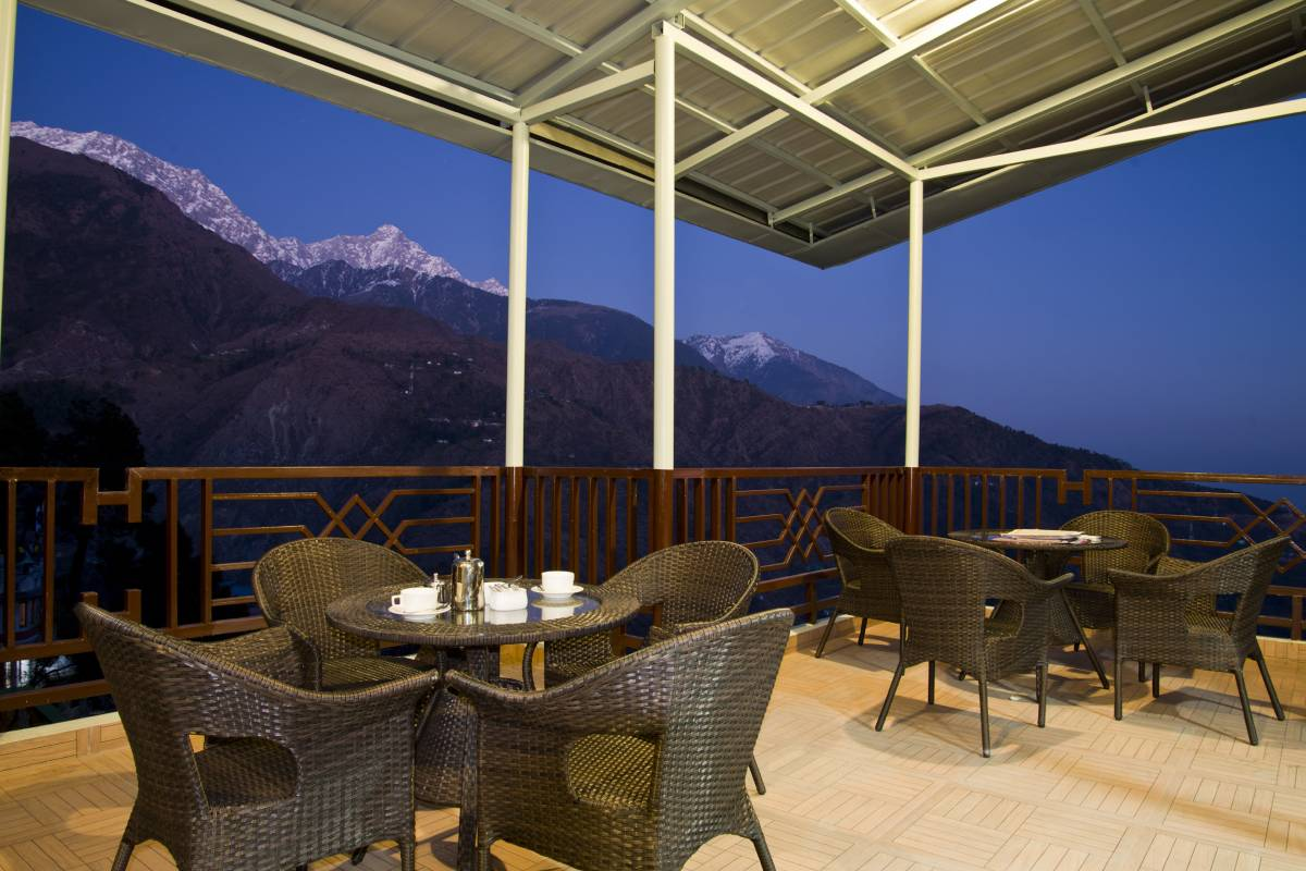 Hotel Bella Heights Inn, Kangra, India, India hotels and hostels