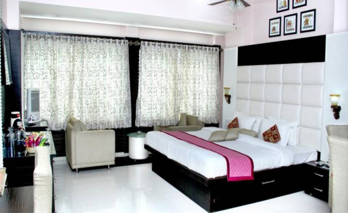 Hotel Bhagyodaya Residency, Bhilwara, India, famous holiday locations and destinations with hotels in Bhilwara