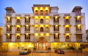 Hotel Castle Lalpura, Jaipur, India, India hôtels et auberges