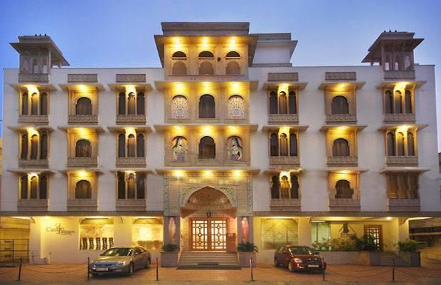 Hotel Castle Lalpura, Jaipur, India, Voyages et hôtels inspirants dans Jaipur